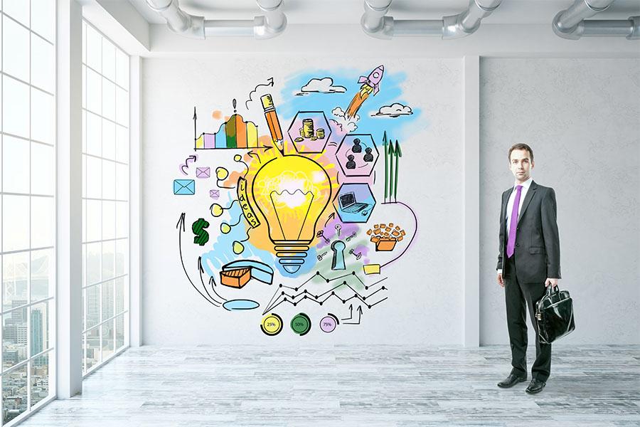 Formalisation de votre projet de création et reprise d'entreprise.